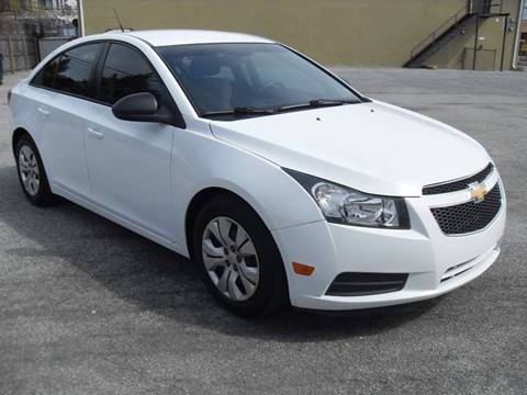 2014 Chevrolet Cruze for sale in Island Park, NY