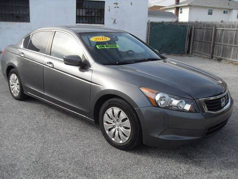 2010 Honda Accord for sale in Island Park, NY