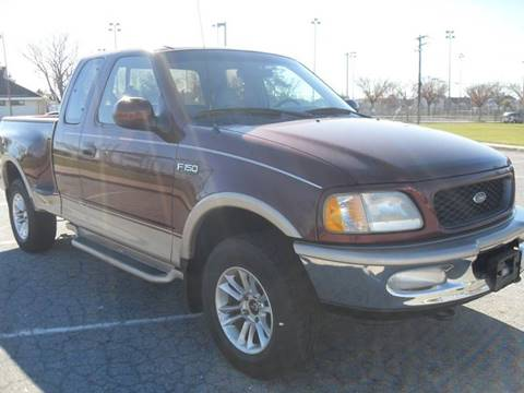 1997 Ford F-150 for sale in Island Park, NY