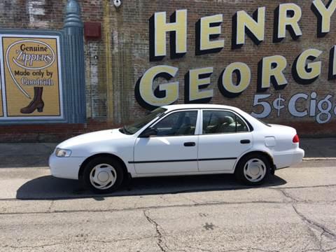 1999 Toyota Corolla for sale in Sheridan, IN