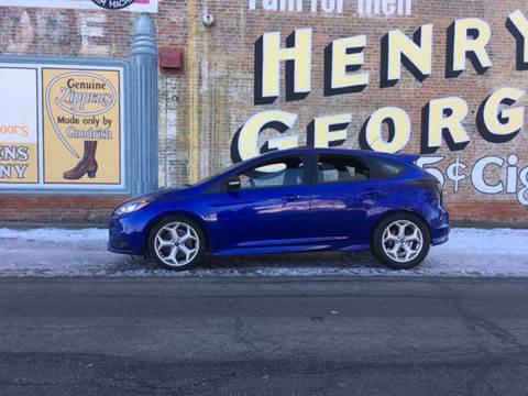 2013 Ford Focus for sale at Main St Motors Inc. in Sheridan IN