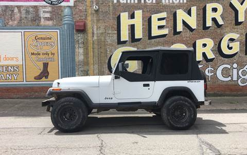 1993 Jeep Wrangler for sale in Sheridan, IN