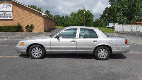 2005 Ford Crown Victoria for sale in North Little Rock, AR