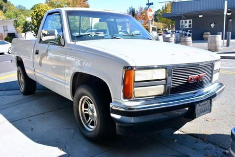 1992 GMC Sierra 1500 for sale in Martinez, CA