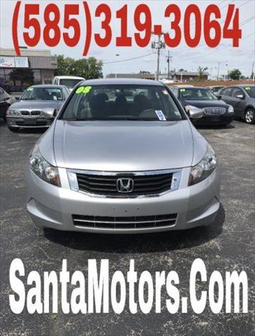 2008 Honda Accord for sale in Rochester, NY