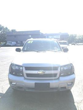 2007 Chevrolet TrailBlazer for sale in Rochester, NY