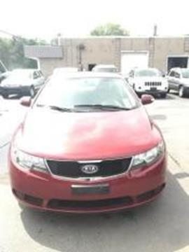 2010 Kia Forte for sale at Santa Motors Inc in Rochester NY