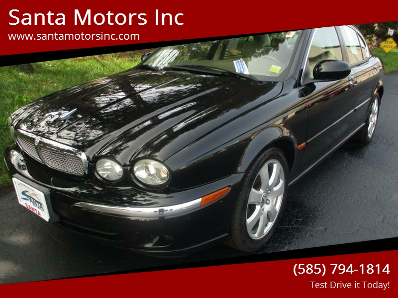2006 Jaguar X Type For Sale At Santa Motors Inc In Rochester NY