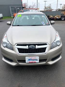 Subaru Rochester Ny >> Subaru For Sale In Rochester Ny Santa Motors Inc