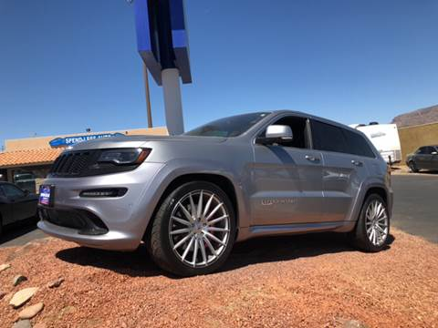 2014 Jeep Grand Cherokee for sale at SPEND-LESS AUTO in Kingman AZ