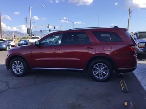 2014 Dodge Durango for sale at SPEND-LESS AUTO in Kingman AZ