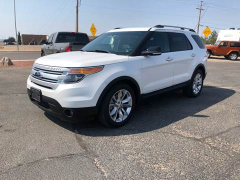 2013 Ford Explorer for sale at SPEND-LESS AUTO in Kingman AZ