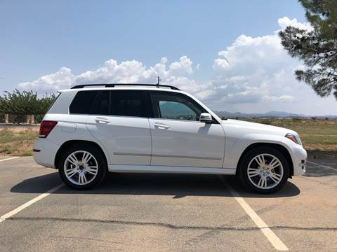 2013 Mercedes-Benz GLK for sale at SPEND-LESS AUTO in Kingman AZ
