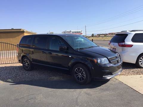2014 Dodge Grand Caravan for sale at SPEND-LESS AUTO in Kingman AZ