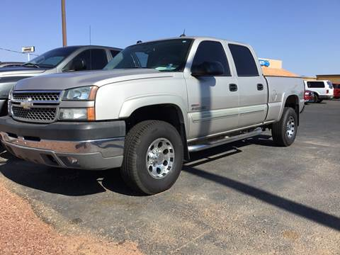 2005 Chevrolet Silverado 2500HD for sale at SPEND-LESS AUTO in Kingman AZ