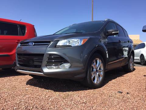 2016 Ford Escape for sale at SPEND-LESS AUTO in Kingman AZ