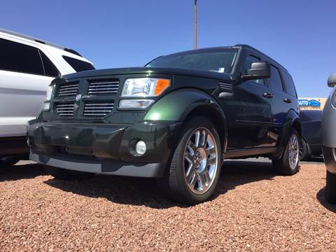 2010 Dodge Nitro for sale at SPEND-LESS AUTO in Kingman AZ