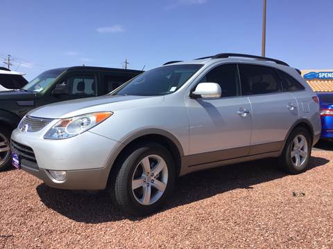 2011 Hyundai Veracruz for sale at SPEND-LESS AUTO in Kingman AZ
