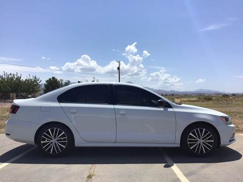 2016 Volkswagen Jetta for sale at SPEND-LESS AUTO in Kingman AZ