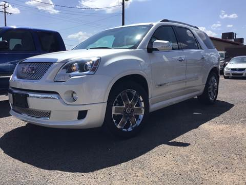 2012 GMC Acadia for sale at SPEND-LESS AUTO in Kingman AZ