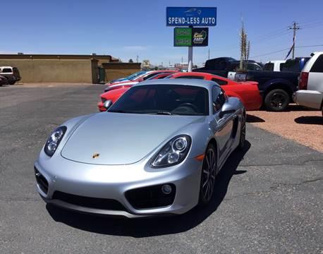 2016 Porsche Cayman for sale in Kingman, AZ