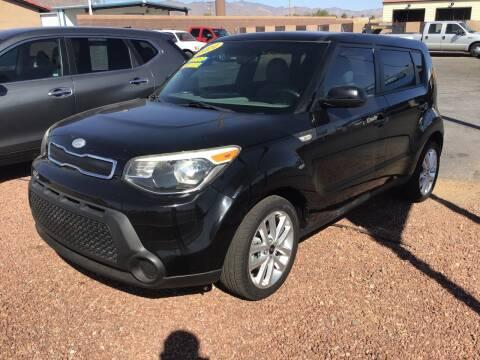2014 Kia Soul for sale at SPEND-LESS AUTO in Kingman AZ