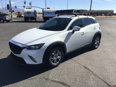 2016 Mazda CX-3 for sale at SPEND-LESS AUTO in Kingman AZ