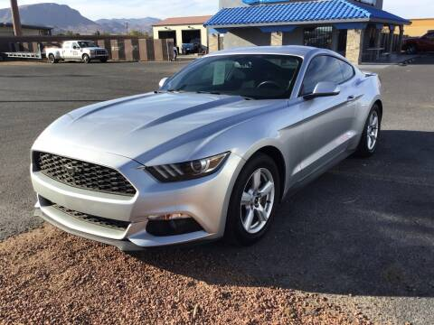 2015 Ford Mustang for sale at SPEND-LESS AUTO in Kingman AZ