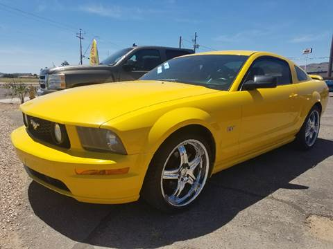2005 Ford Mustang for sale at SPEND-LESS AUTO in Kingman AZ