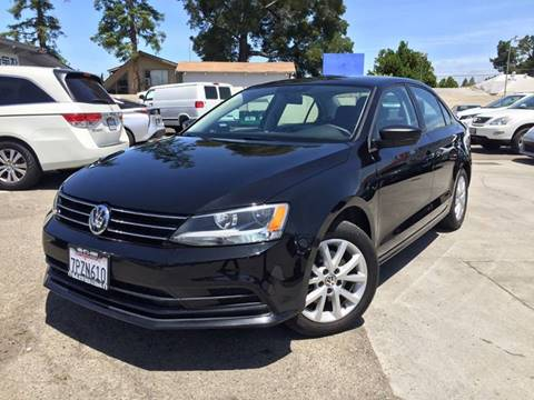 2015 Volkswagen Jetta for sale at H & K Auto Sales & Leasing in San Jose CA