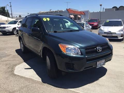 2009 Toyota RAV4 for sale at H & K Auto Sales & Leasing in San Jose CA