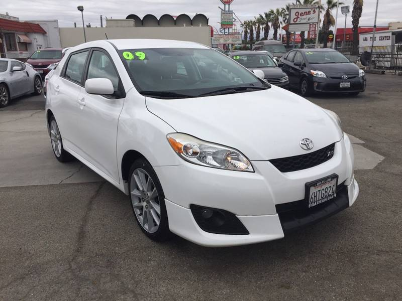 2009 Toyota Matrix for sale at H & K Auto Sales & Leasing in San Jose CA
