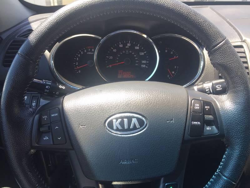 2011 Kia Sorento for sale at H & K Auto Sales & Leasing in San Jose CA