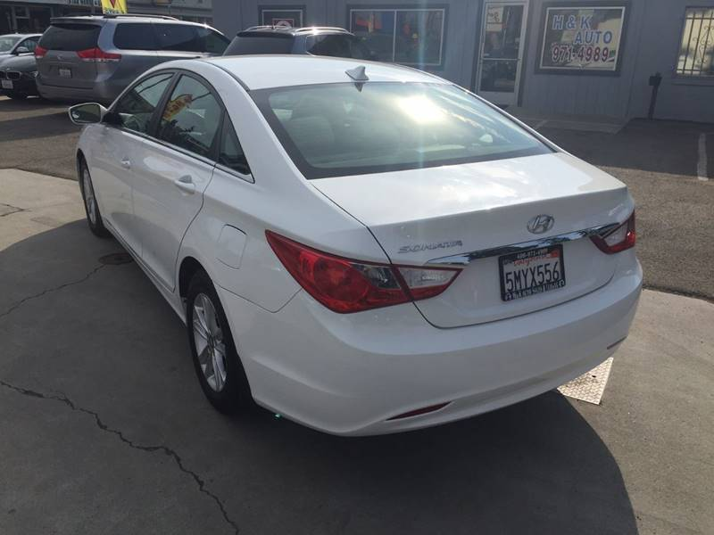 2012 Hyundai Sonata for sale at H & K Auto Sales & Leasing in San Jose CA