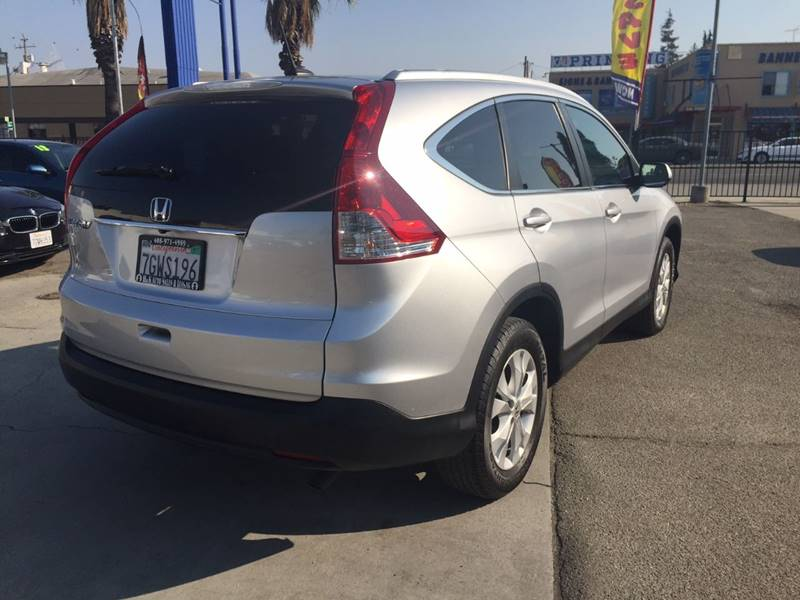 2014 Honda CR-V for sale at H & K Auto Sales & Leasing in San Jose CA