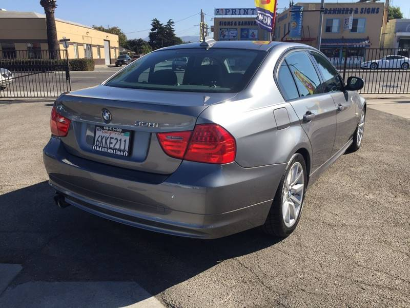 2010 BMW 3 Series for sale at H & K Auto Sales & Leasing in San Jose CA