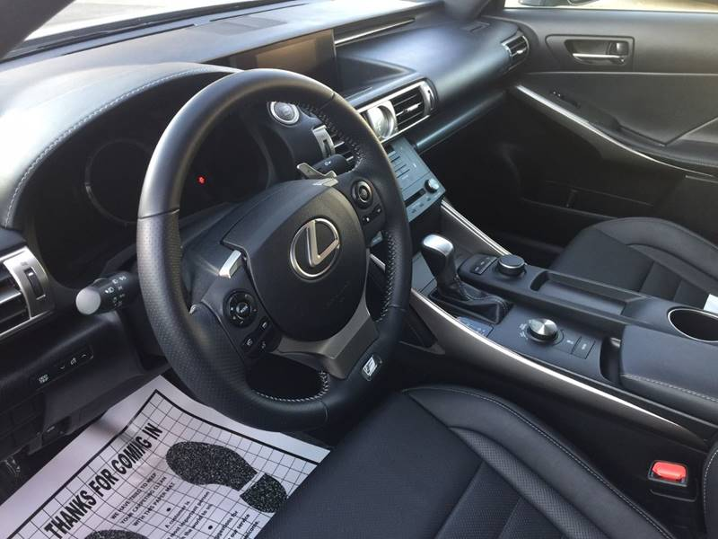 2015 Lexus IS 250 for sale at H & K Auto Sales & Leasing in San Jose CA