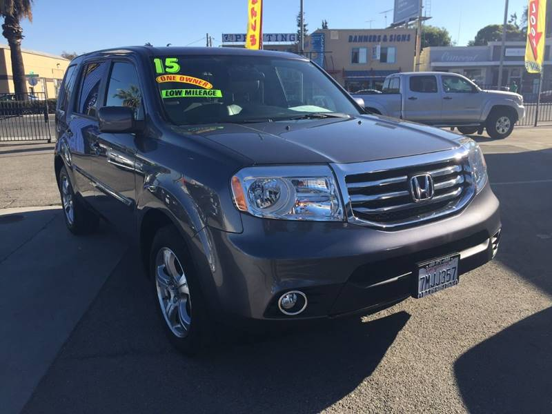 2015 Honda Pilot for sale at H & K Auto Sales & Leasing in San Jose CA
