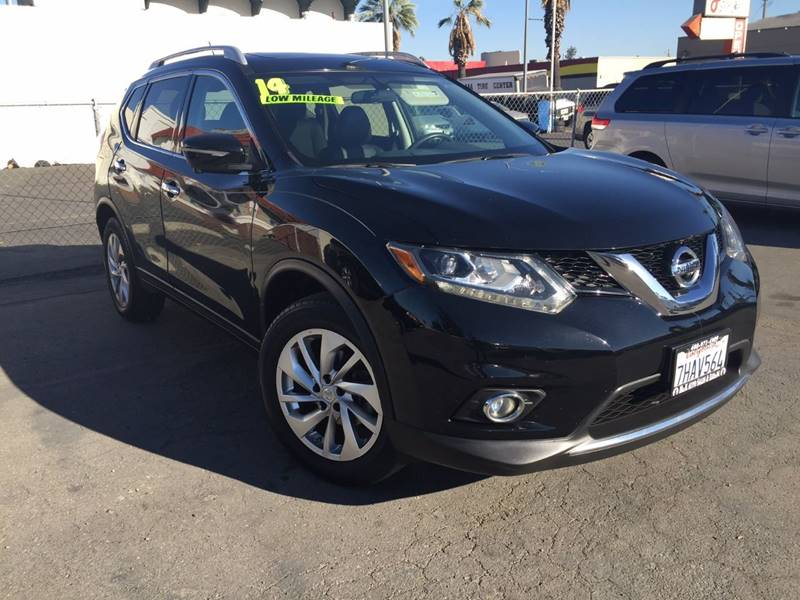 2014 Nissan Rogue Sv In San Jose Ca H K Auto Sales Leasing