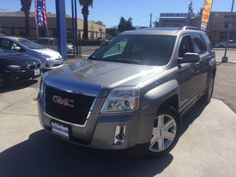 2012 GMC Terrain for sale at H & K Auto Sales & Leasing in San Jose CA
