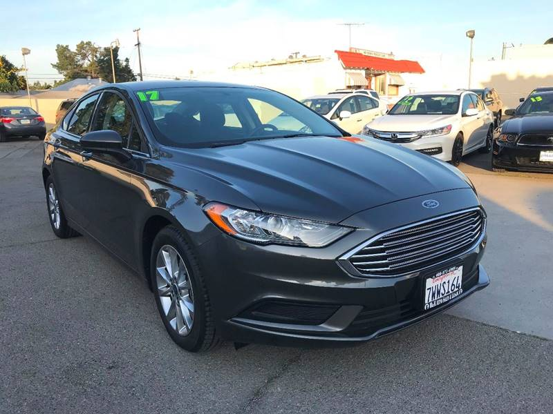 2017 ford fusion se in san jose ca - h & k auto sales & leasing