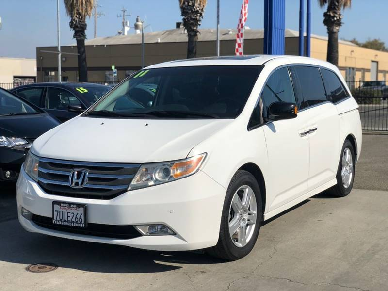 2011 Honda Odyssey For Sale At H U0026 K Auto Sales U0026 Leasing In San Jose