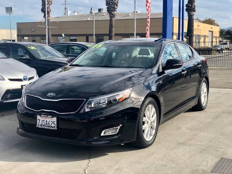 2015 Kia Optima For Sale At H U0026 K Auto Sales U0026 Leasing In San Jose