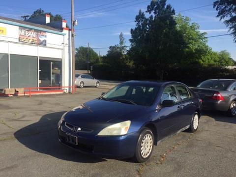 2004 Honda Accord for sale in Mebane, NC
