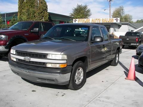 1999 Chevrolet Silverado 1500 for sale in Boise, ID