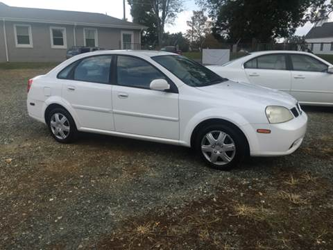 2005 Suzuki Forenza for sale in Liberty, NC