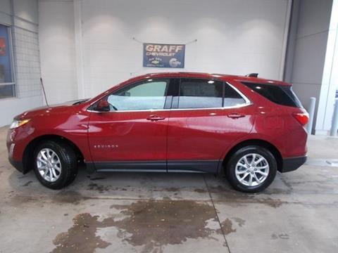 2018 Chevrolet Equinox for sale in Bay City, MI