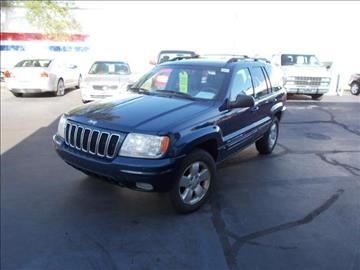 2001 Jeep Grand Cherokee for sale in Bay City, MI