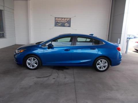 2017 Chevrolet Cruze for sale in Bay City, MI