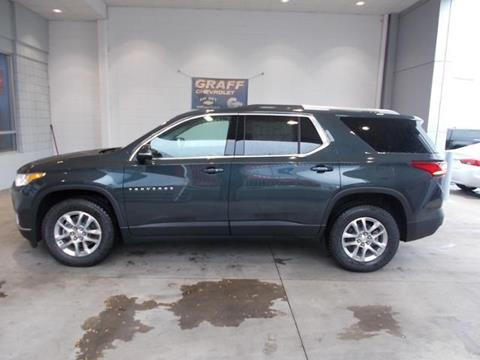 2018 Chevrolet Traverse for sale in Bay City, MI